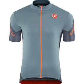 Castelli Entrata 3 Maillot de cyclisme Homme, light steel blue